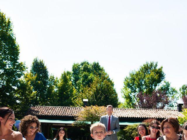 Il matrimonio di Nicola e Elena a Monticello Brianza, Lecco 9