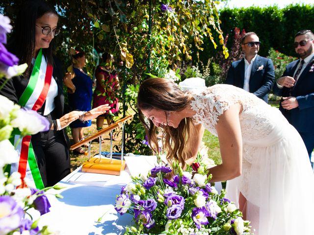 Il matrimonio di Nicola e Elena a Monticello Brianza, Lecco 11