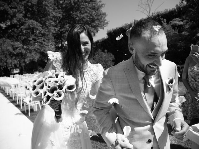 Il matrimonio di Nicola e Elena a Monticello Brianza, Lecco 15