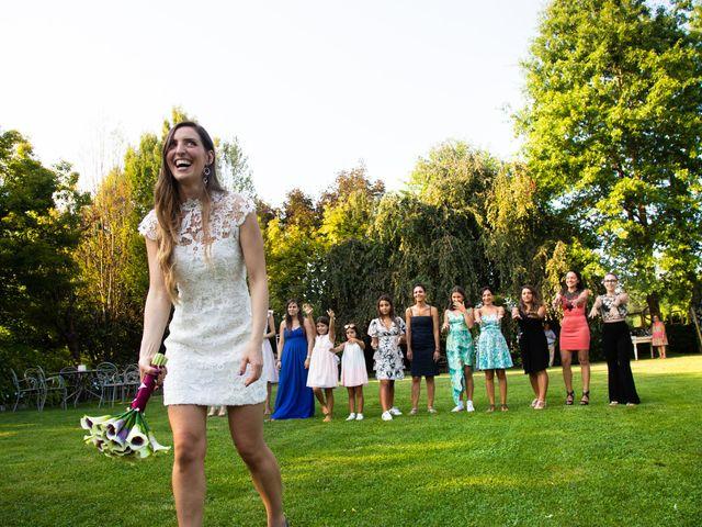 Il matrimonio di Nicola e Elena a Monticello Brianza, Lecco 25