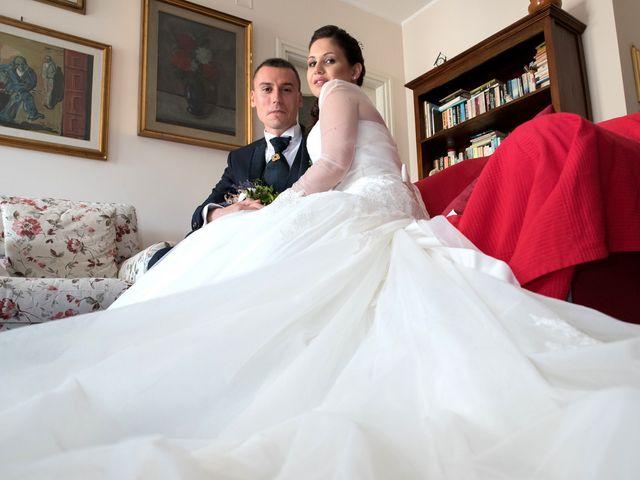 Le nozze di Roberta e Federico