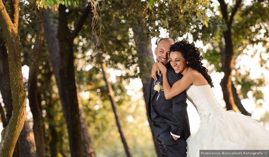 Il matrimonio di Gianluca e Francesca a Sersale, Catanzaro