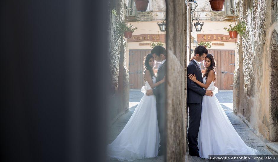 Il matrimonio di Riccardo e Fabrizia a Pizzo, Vibo Valentia