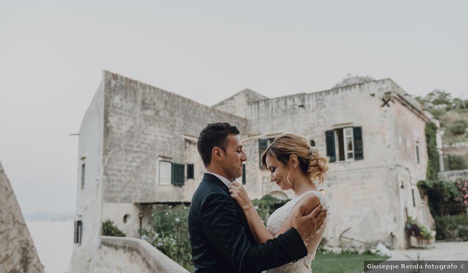 Il matrimonio di Calogero e Elena a Salemi, Trapani