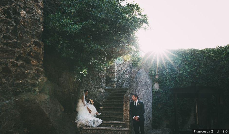 Il matrimonio di Matt e Maria a Sassari, Sassari