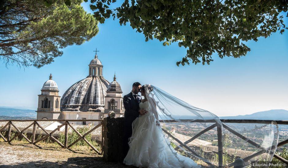 Il matrimonio di Tiziana e Alessandro a Montefiascone, Viterbo