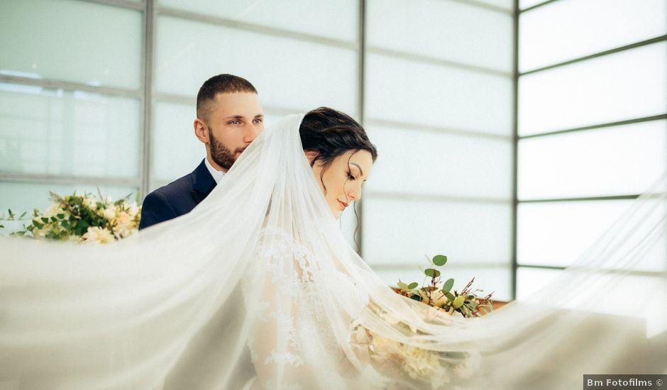 Il matrimonio di Mattia e Fabiola a Briosco, Monza e Brianza