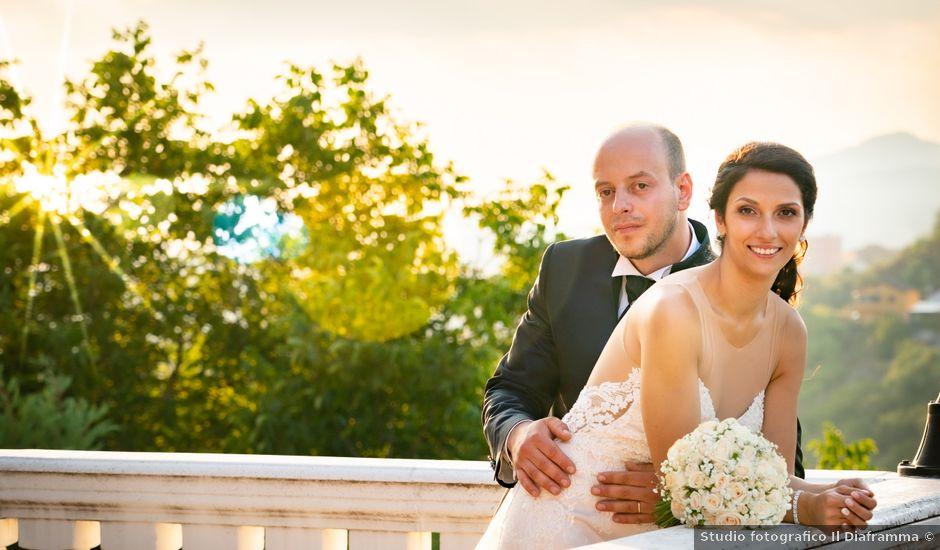 Il matrimonio di Francesca e Donato a Avigliano, Potenza