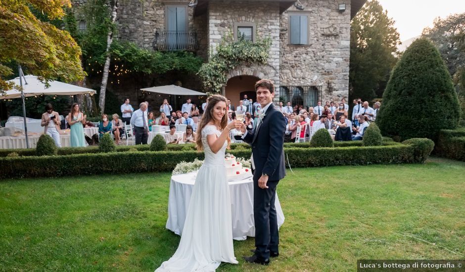 Il matrimonio di Eugenio e Chiara a Spinone al Lago, Bergamo