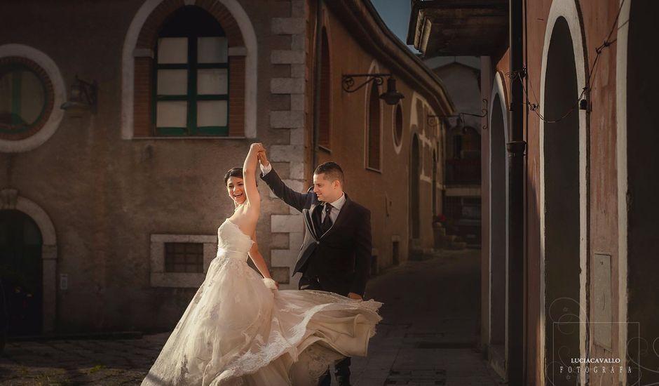 Il matrimonio di Andrea e Debora a Oliveto Citra, Salerno