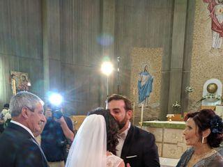 Le nozze di Vincenzo e Claudia 1