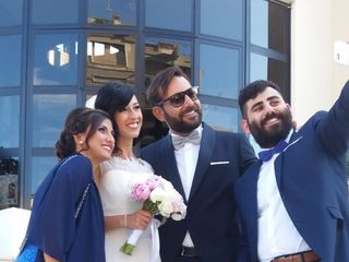 Le nozze di Vincenzo e Claudia 2