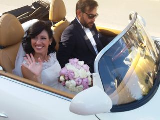Le nozze di Vincenzo e Claudia