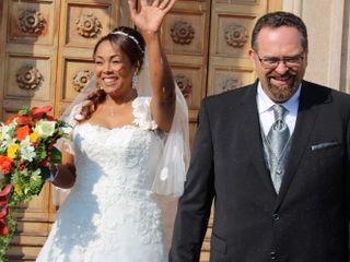 Le nozze di Damiano e Elena