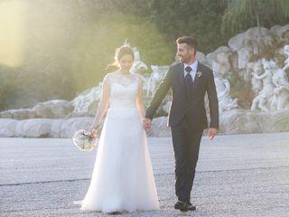 Le nozze di Elena e Giuseppe