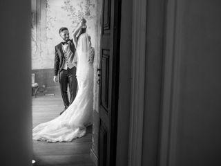 Le nozze di Sabrina e Diego