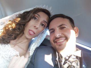 Le nozze di Michele e Antonella