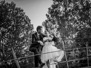 Le nozze di Clara e Andrea
