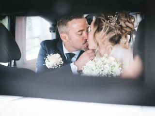 Le nozze di Roza e Cédric 1