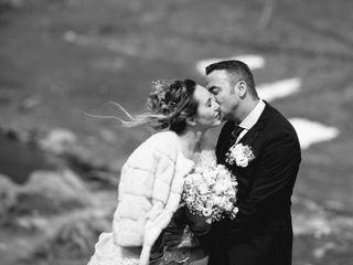 Le nozze di Roza e Cédric 2