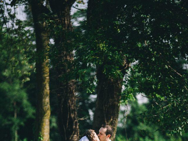 Il matrimonio di Luca e Susanna a Mathi, Torino 5