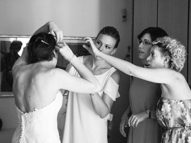 Il matrimonio di Luca e Susanna a Mathi, Torino 8