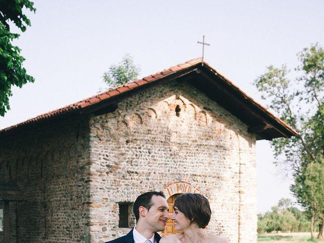 Il matrimonio di Luca e Susanna a Mathi, Torino 18