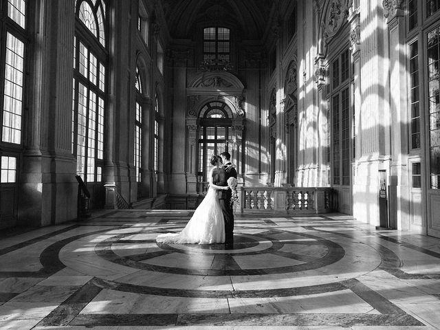 Il matrimonio di Luca e Susanna a Mathi, Torino 21
