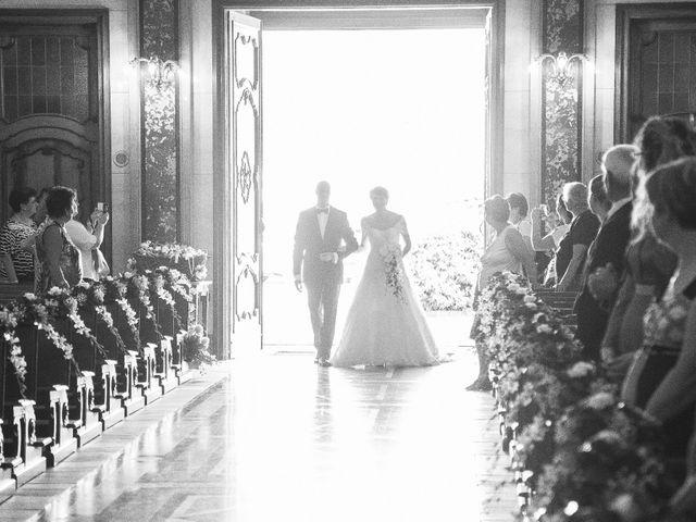 Il matrimonio di Luca e Susanna a Mathi, Torino 34