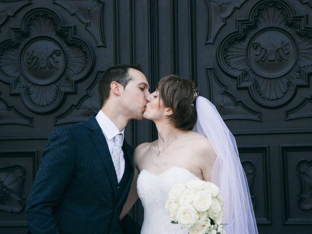 Il matrimonio di Luca e Susanna a Mathi, Torino 35