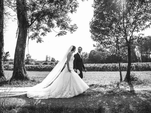 Il matrimonio di Luca e Susanna a Mathi, Torino 36