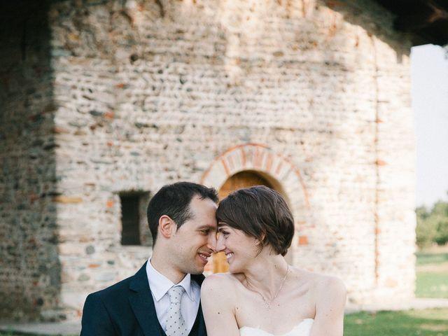 Il matrimonio di Luca e Susanna a Mathi, Torino 37