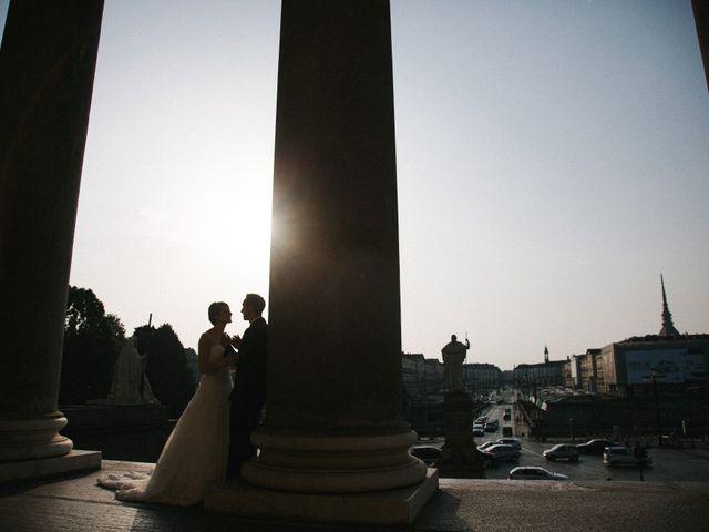 Il matrimonio di Luca e Susanna a Mathi, Torino 39