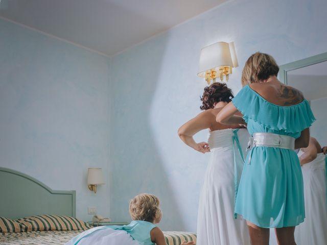 Il matrimonio di Luca e Mirella a Spotorno, Savona 10