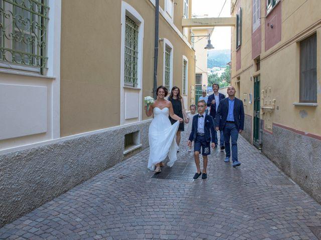 Il matrimonio di Luca e Mirella a Spotorno, Savona 18
