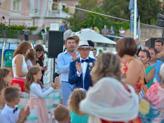 Il matrimonio di Luca e Mirella a Spotorno, Savona 20