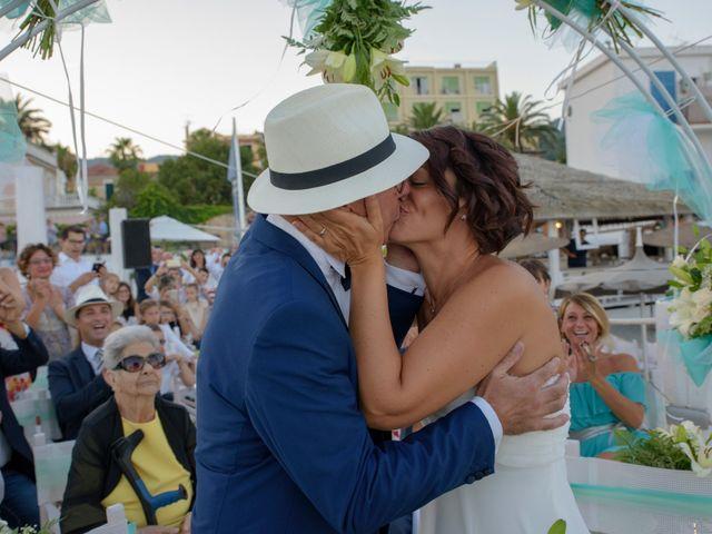 Il matrimonio di Luca e Mirella a Spotorno, Savona 26