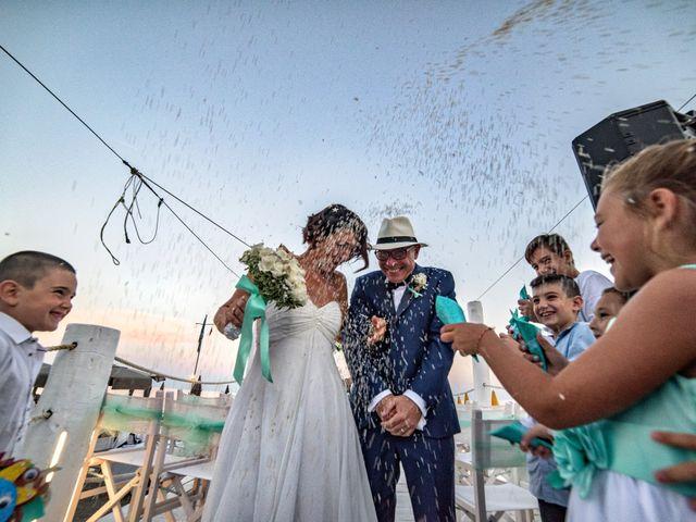 Il matrimonio di Luca e Mirella a Spotorno, Savona 1