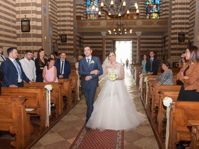 Il matrimonio di Sebastiano e Maria Angela a Dro, Trento 9