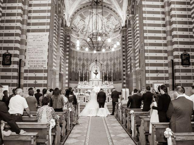 Il matrimonio di Sebastiano e Maria Angela a Dro, Trento 10