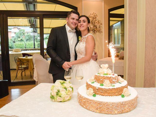 Il matrimonio di Sebastiano e Maria Angela a Dro, Trento 20