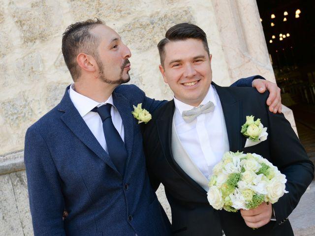 Il matrimonio di Sebastiano e Maria Angela a Dro, Trento 6