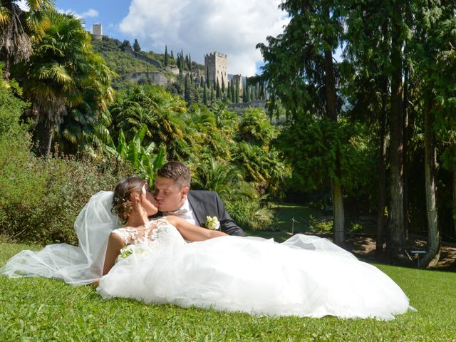 Il matrimonio di Sebastiano e Maria Angela a Dro, Trento 13