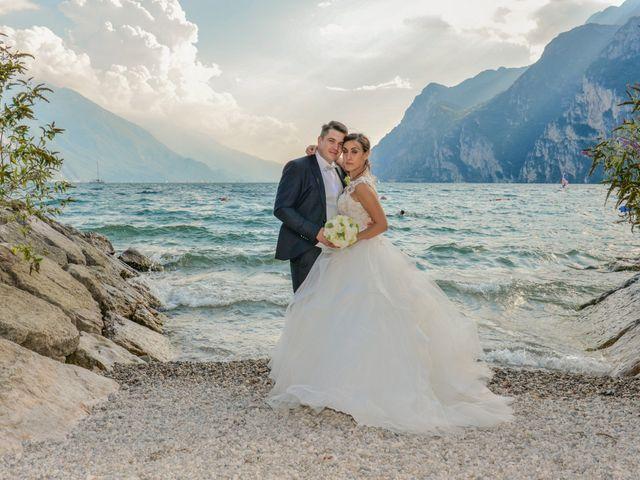 le nozze di Maria Angela e Sebastiano