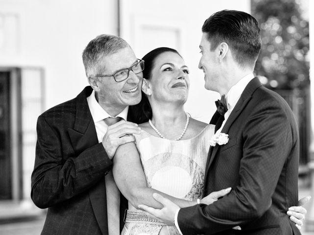 Il matrimonio di Marco e Jessica a Santo Stefano Ticino, Milano 37