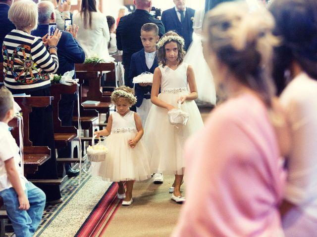 Il matrimonio di Marco e Jessica a Santo Stefano Ticino, Milano 42