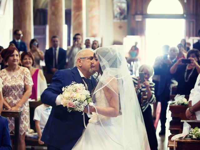Il matrimonio di Marco e Jessica a Santo Stefano Ticino, Milano 43