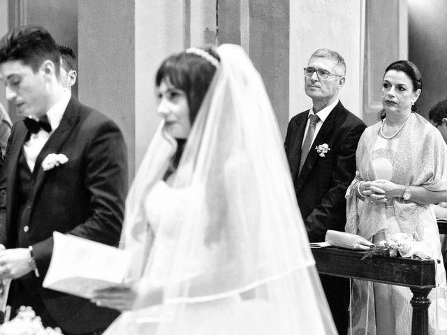 Il matrimonio di Marco e Jessica a Santo Stefano Ticino, Milano 44