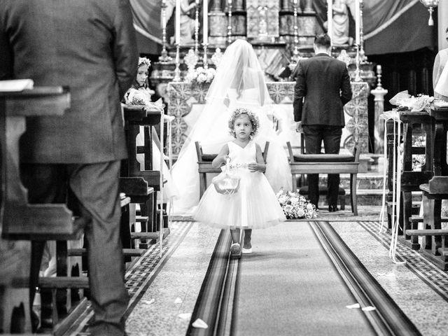 Il matrimonio di Marco e Jessica a Santo Stefano Ticino, Milano 1