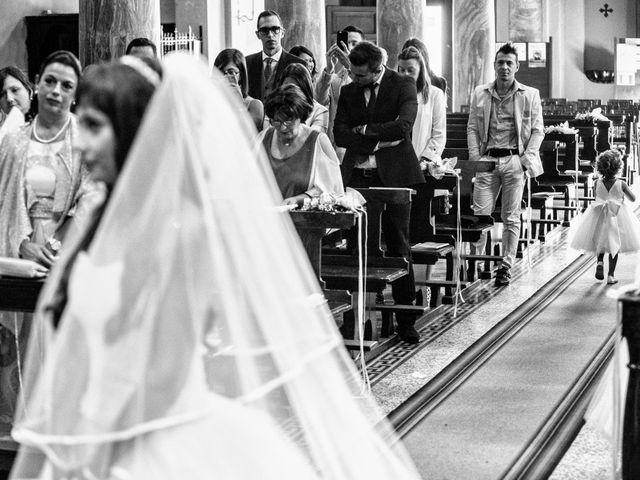 Il matrimonio di Marco e Jessica a Santo Stefano Ticino, Milano 46